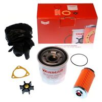 YANMAR Engine Service Kit - 1GM - 1GM10 - Genuine YEU-SERVKIT-001 SK-MARINE-001