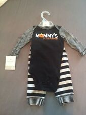 Carters Haloween One-Piece with Pants - Mommy's Little Pumpkin - NWT - 6 Months