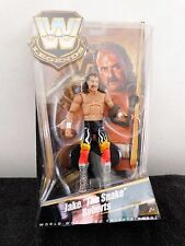 "WWE Mattel Figure Legends Series 2 Jake ""The Snake"" Roberts NIB"