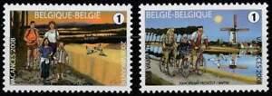 België postfris 2008 MNH 3837-3838 - Zomerzegels