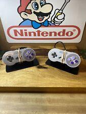 SNES Super Nintendo Refurbished Original Controllers (You Get Two)SNS-005