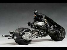 The Dark Knight Movie The Bat Bike Plastic Display Case  New no book