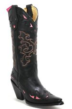 29 Bottes de Cowboy Western Bottes Texas Catalan Style Fashion Rudel Bottes 36