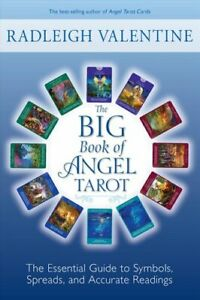 The Big Book of Angel Tarot The Essential Guide to Symbols, Spr... 9781401959258