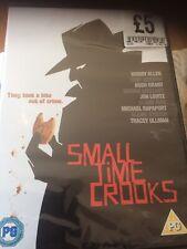 Woody Allen, Carolyn Saxon-Small Time Crooks DVD NEW