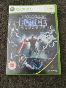 Star Wars: The Force Unleashed  - (Xbox 360 / 2008)