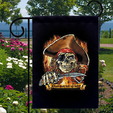 Dead Men Tell No Tales Pirate New Small Garden Yard Flag Events Decor Boats