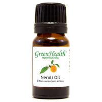 10 ml Neroli Essential Oil (100% Pure & Natural) - GreenHealth