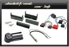 cadre de montage pour AUDI A2 A4 TT 8N Radioblende+Adaptateur d'antenne +