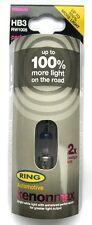 HB3 Xenon Max +100% 12V 60W Halogen Birnen Lampen Autolampen Glühbirne Fernlicht