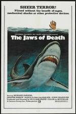 The Jaws of death Richard Jaeckel movie poster print
