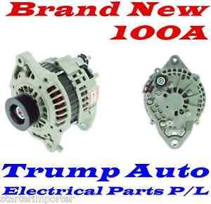 Alternator for Nissan Pulsar N15 N16 eng GA16DE QG16DE QG18DE 1.6L 1.8L 95-15