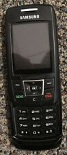 Samsung SGH T301G - Black (TracFone) Cellular Phone Fast Shipping Very Good Used