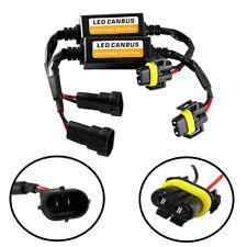 For Car 9005/9006 LED Headlight Canbus Error Flicker Resistor Canceller Decoder