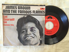 James Brown - Let yourself go / Kansas city - 7' Vinile 45 giri