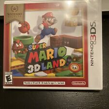 Super Mario 3D Land (3DS) 2011 Brand New. Free shipping.