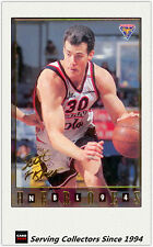 1994 Australia Basketball Card NBL Series 2 National Heroes NH14: Scott Fisher
