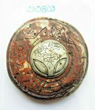 Ancient Pre-Columbian Ojuelos de Jalisco Alien  UFO Artifact