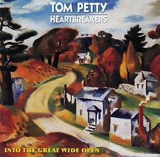 TOM PETTY AND THE HEARTBREAKERS : INTO THE GREAT WIDE OPEN / CD