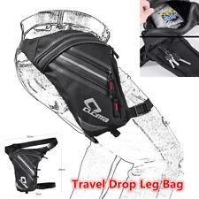 Car Travel Drop Leg Bag Hip Thigh Pack Waist Pouch Waterproof Travel Accessories