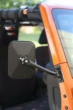 Jeep Wrangler TJ JK  Quick Release Mirror PAIR 1997-2017 Rugged Ridge 11025.18