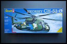 RARE REVELL 1:48 SIKORSKY CH-53 G Helicopter Model Kit