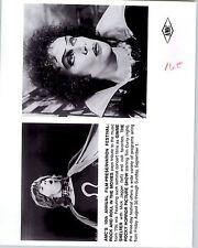 RARE Original Press Photo of Mick Jagger and Tim Curry