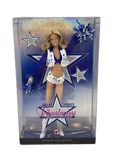 Barbie ~ 2007 Dallas Cowboys Cheerleaders Blonde Doll -NEW