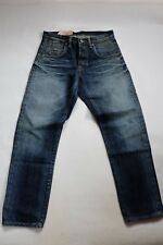 JEANS FEMME  EDWIN W' TOMBOY  PANT (red selvage - blue oiler)   SIZE  W28 L32