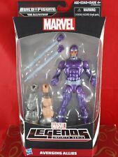 Marvel LEGENDS MARVEL Avenging Allies Machine Man BUILD A FIGURE ALLFATHER