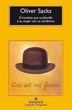 El hombre que confundio a su mujer con un sombrero (Coleccion-ExLibrary