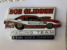 NHRA Bob Glidden 8 Time World Champion Pin
