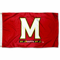 University of Maryland Terrapins Banner Flag