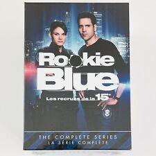 Rookie Blue: Complete Series DVD Set - Season 1-6 (1 2 3 4 5 6) Canadian TV Show