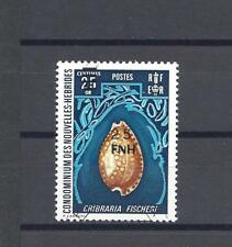 NEW HEBRIDES 1977-78 SG F250 USED Cat £75