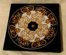 """NEW Rosenthal Versace Barocco Service Plate Charger 12"""" 30cm Boxed FREESHIP"""