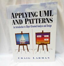 Applying UML & Patterns - Introduction to Object-Oriented Analysis/Design Larman