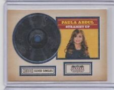 2015 Panini Americana Silver Singles Insert Trading Card Paula Abdul No.1