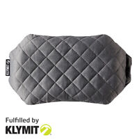 Klymit LUXE PILLOW Oversized Camping Travel Pillow - CERTIFIED REFURBISHED