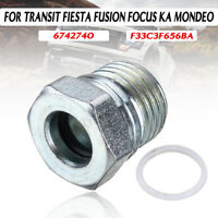 18mm Power Steering Pipe Hose Connector Adaptor Nut For Ford Focus Transit MK4