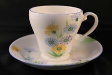 ESPRESSO ART DECO 1935c COFFEE CAN CUP & SAUCER DEMI TASSE GRAFTON A B JONES