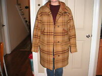 John Rich and Bros. WOOLRICH Wool Coat