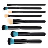 8x Ensemble Pinceaux Maquillage Brush make-up à Fond de Teint Anti-cerne / Fard