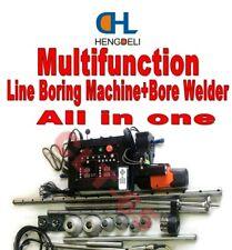 Portable Line Boringwelding Machine Excavating Welder Borer Machinery Tool Hd50