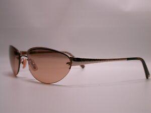 Authentic COACH Gold Caroline Designer Luxury Sunglasses Frames