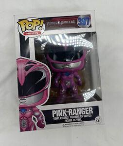 Funko POP Movies Pink Ranger #397 Mighty Morphing Power Rangers