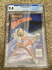 HALLE THE HOOTERS GIRL 1 CGC 9.8 RECALLED FOR LAWSUIT CABBAGE
