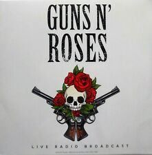 GUNS N'ROSES live radio broadcast 1988 - LP VINYLE  33T NEUF