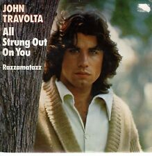 7inch JOHN TRAVOLTA all strung out on you HOLLAND 1977 EX/VG++ (S1798)