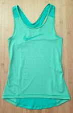 NIKE Pro T-Shirt Damen Grün Green Gr. XS